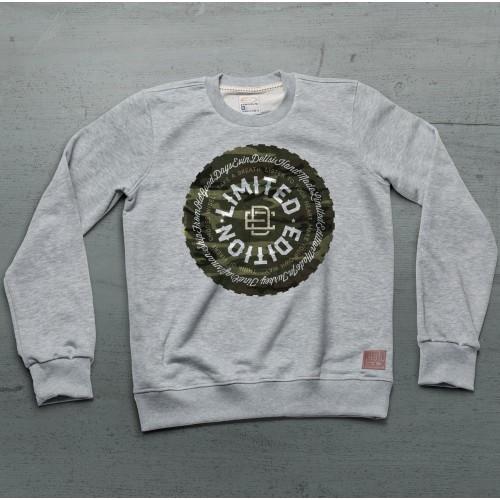Army Sweatshirt - Gri