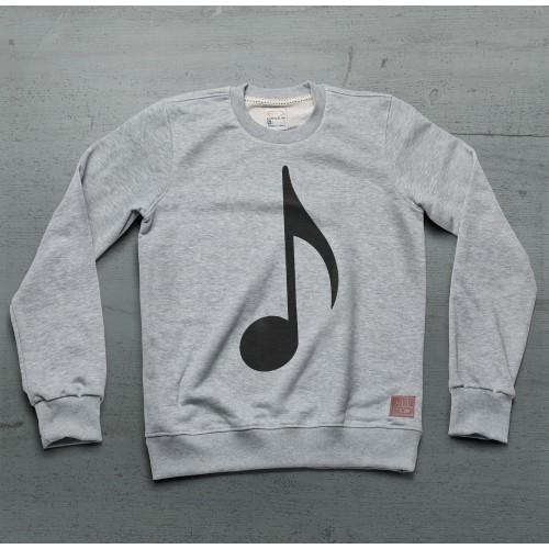 MM NOTE Sweatshirt- Gri