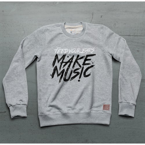 MM EARS Sweatshirt- Gri