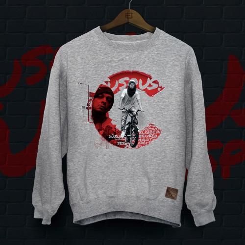 C Sweatshirt (LIMITED - İsminize Özel)
