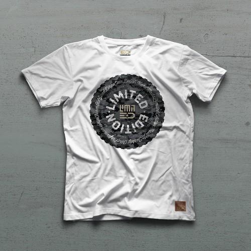 Limited Tshirt - Beyaz