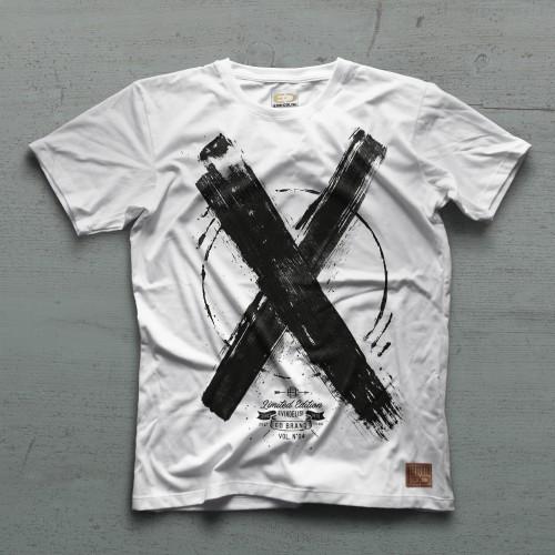 X Tee - Beyaz
